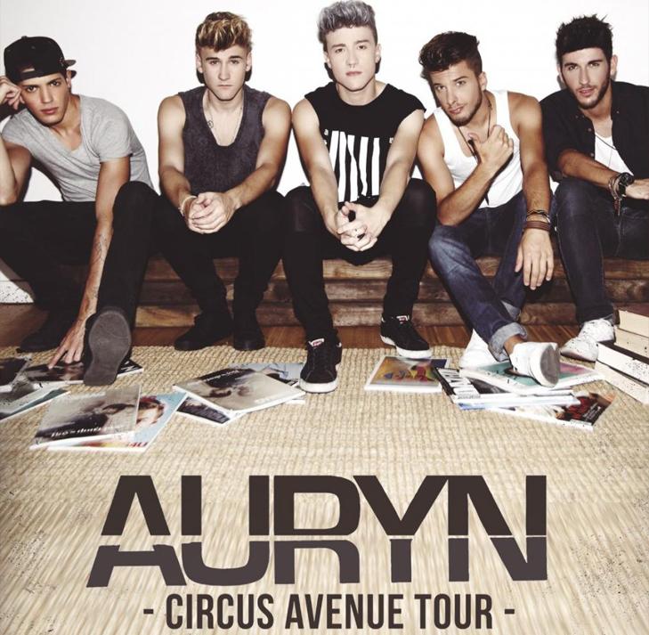 Auryn - Circus Avenue Tour
