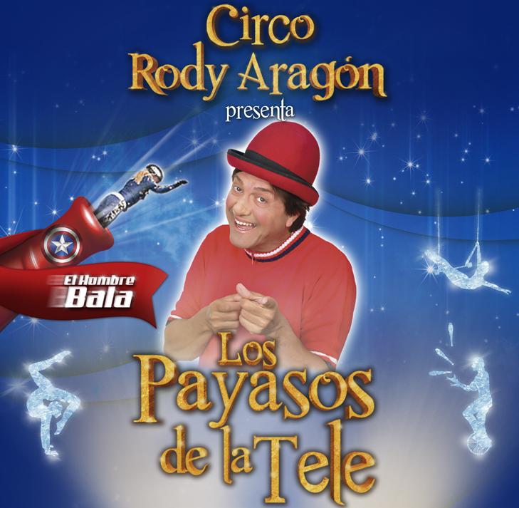 Circo Rody Aragón