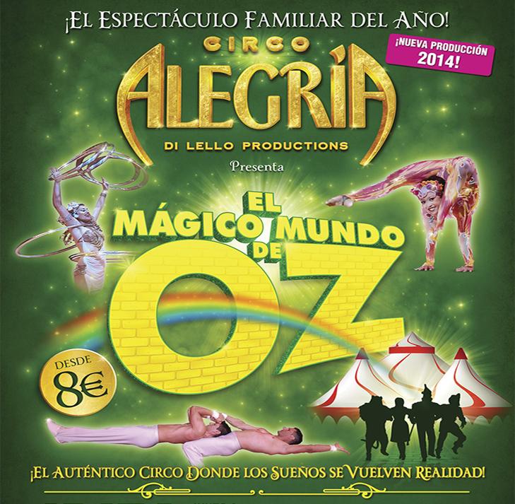 El Mágico Mundo de Oz